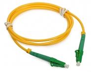 Cordon fibre monomode LC/APC 1m LC/APC simplex