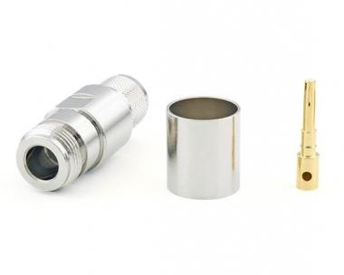 Connecteur à sertir N-Femelle pour CNT-600/LMR-600
