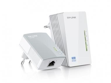 Kit CPL 500 MBits avec AP WiFi N 300 TL-WPA4220KIT