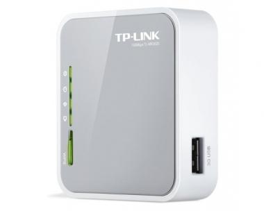 Point d'accès/Routeur 3G TP-Link TL-MR3020