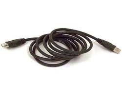 Rallonge USB 2.0 A/A (3 mètres)