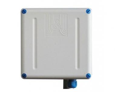 Antenne Boîte 2.4 GHz double pol 14 dBi GentleBOX JC-215MCX