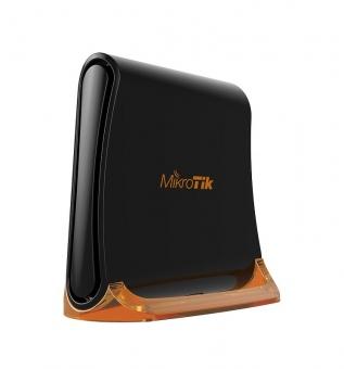 Routeur/Point d'accès 2.4 GHz MikroTik hAP mini RB931-2nD