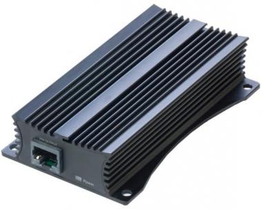 Convertisseur PoE 802.3af/at en PoE passif 24V 1A MikroTik POE-CON-HP
