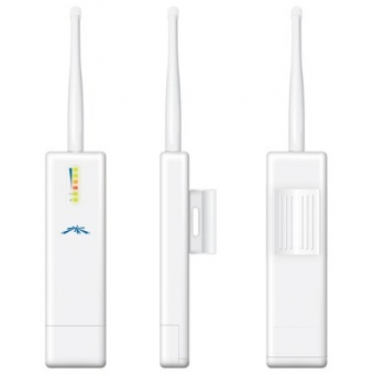 Point d'accès/CPE extérieur Ubiquiti PicoStation M2-HP avec antenne