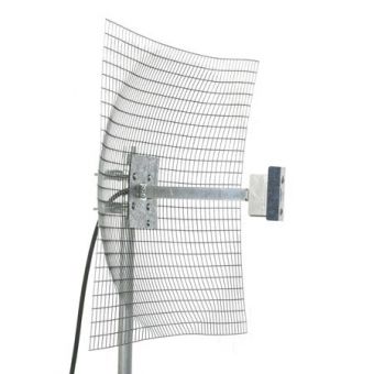 Antenne Parabolique 2.4 GHz 22.5 dBi Doradus SD24
