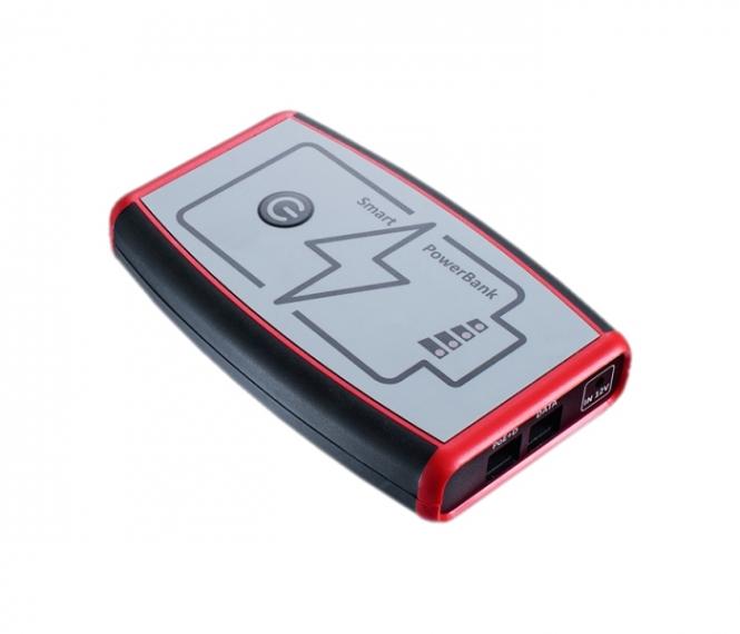 Smart PowerBank alimentation PoE mobile 48V avec batterie