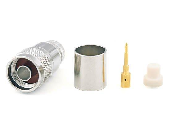 Connecteur à sertir N-Mâle pour CNT-600/LMR-600