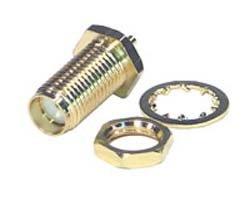 Connecteur SMA-Femelle (13.15 mm) pour châssis