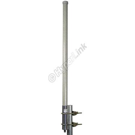 Antenne Omnidirectionnelle 2.4 GHz 15 dBi / 8° L-Com HG2415U-PRO
