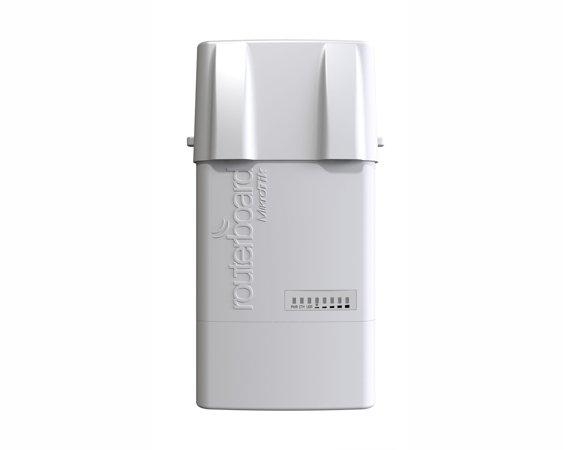 Point d'accès 5 GHz MikroTik BaseBox 5 RB912UAG-5HPnD-OUT 2xRP-SMA