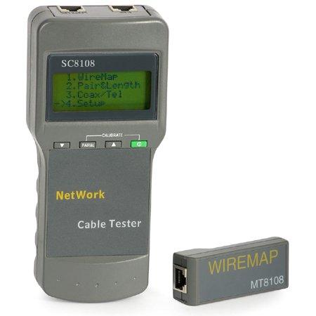 Testeur numérique de câble Ethernet RJ45