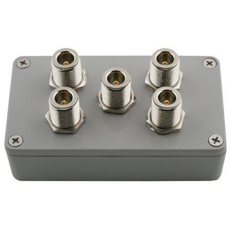 Splitter 4 voies 5.3-5.9 GHz N-Femelle L-Com SC5404N
