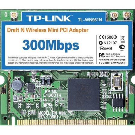 Carte Mini PCI TP-Link TL-WN961N 802.11b/g/n