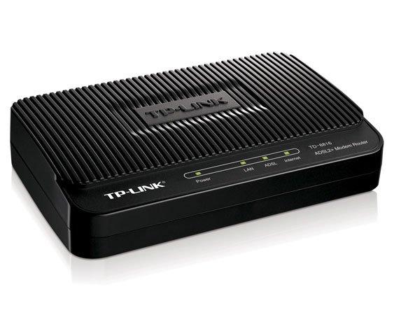 Modem ADSL2/2+ TP-Link TD-8616
