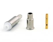 Connecteur à sertir FME-Femelle pour RG-174/RG-316
