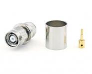 Connecteur à sertir RP-TNC-Plug pour CNT-600/LMR-600