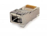 Connecteur RJ45 blindé Cat. 6 (lot de 100)