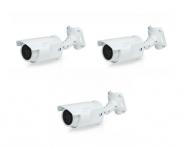 Caméra extérieure infrarouge IP 720p Ubiquiti UVC (Lot de 3)
