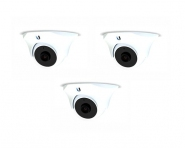 Caméra dôme intérieure infrarouge IP 720p Ubiquiti UVC-Dome (Lot de 3)