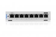 Switch réseau PoE Ubiquiti UniFi Switch US-8 8 ports (dont 1 port PoE)