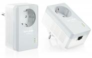 Adaptateur Ethernet CPL 500 MBits TP-Link TL-PA4010P (Lot de 2)