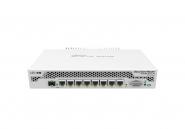 Routeur central hautes performances MikroTik Cloud Core CCR1009-7G-1C-PC