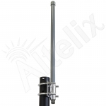 Antenne Omnidirectionnelle 2.4 GHz 6 dBi Altelix AU24G6-NF