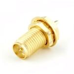 Connecteur RP-SMA-Jack (13.15 mm) pour châssis
