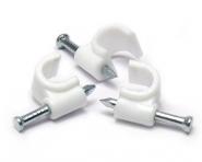 Attache pontet pour câble 6 mm (lot de 200)