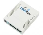 Solution HotSpot CloudSpot Pack Initial Nano (Max 100 utilisateurs)