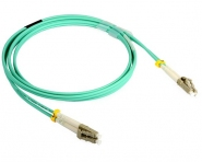 Cordon fibre multimode LC 1m LC duplex