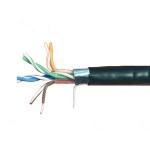 Câble Cat. 6 FTP extérieur (1 mètre)