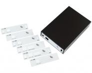 Boîte MikroTik CA411-711 pour carte RB411/711/912
