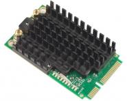 Carte Mini PCIe MikroTik R11e-2HPnD 802.11b/g/n