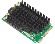 Carte Mini PCIe MikroTik R11e-5HnD 802.11a/n
