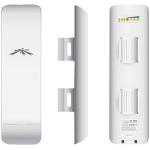 Point d'accès/CPE extérieur Ubiquiti AirMax NanoStation M5 avec antenne intégrée