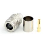 Connecteur à sertir N-Femelle pour CNT-400/LMR-400 Amphenol 172203
