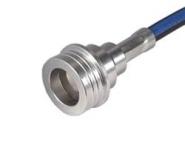 Connecteur à sertir QN-Mâle droit pour RG-58/CNT-195 Huber+Suhner 11_QN-50-3-2/133_NE