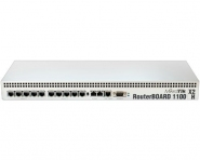Routeur central MikroTik RB1100AHx2