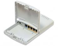 Routeur/Switch MikroTik PowerBox RB750P-PB (r2) avec ports PoE passif