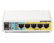 Routeur MikroTik RB750UP avec ports PoE passif (Déstockage)