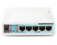 Routeur/Point d'accès 2.4 GHz MikroTik RB951G-2HnD