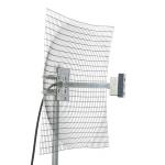 Antenne Parabolique 2.4 GHz 20.5 dBi Doradus SD21