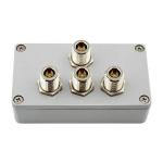 Coupleur 3 voies GSM 900 MHz N-Femelle