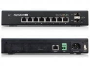 Switch réseau PoE administrable Ubiquiti EdgeSwitch ES-8-150W 8 ports + 2 SFP 150 Watts