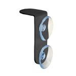 Fixation à ventouses pour antenne magnétique