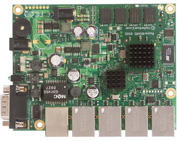 RouterBoard MikroTik RB850Gx2