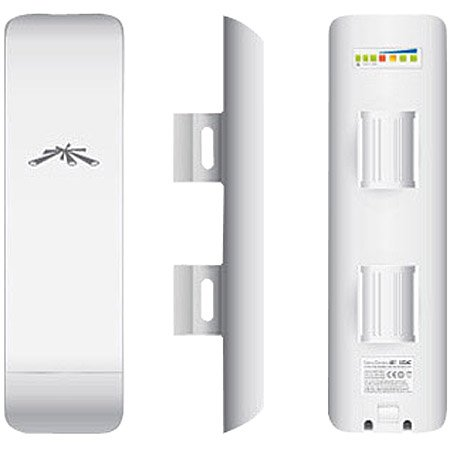 Point d 39 acc s cpe ext rieur ubiquiti airmax nanostation m2 for Borne wifi exterieur
