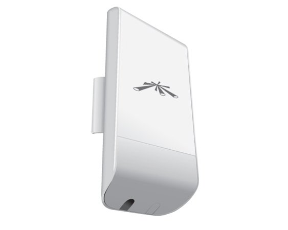 Point d 39 acc s cpe ext rieur ubiquiti nanostation loco m2 for Point d acces wifi exterieur